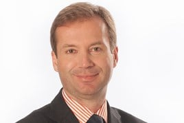 Federico De Nardis, chief executive, Maxus EMEA