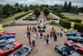 Ferrari birthday celebrations 70th