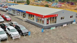 FG Barnes new dealership