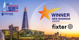 Fixter wins New Business Award at Franco-British Awards 2020