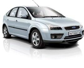 Ford Focus Autodata