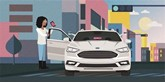 Ford and Lyft autonomous