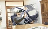 Ford virtual reality test drive