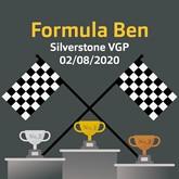 Ben Silverstone VGP logo