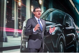 Dr Johan Van Zyl, president and CEO of Toyota Motor Europe