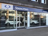 Frasers of Edinburgh SsangYong