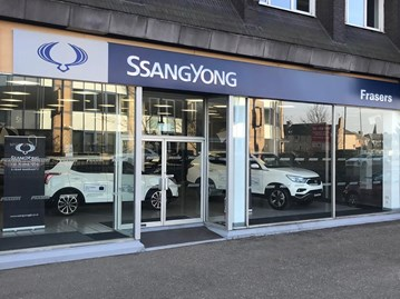 Frasers of Edinburgh SsangYong