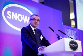 Snows' Group chairman, Stephen Snow