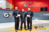 G3 Remarketing's NAMA-accredited inspection team