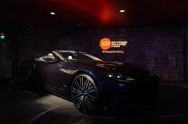 Aston Martin gala raises £1million