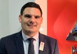Close Motor Group operations manager, Gareth Hill