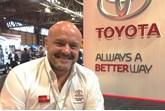 Gareth Matthews, Toyota LCV manager