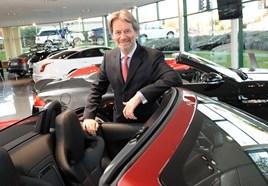 Hatfields managing director Gareth Williams