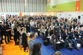 Crowds at Automotive Management Live