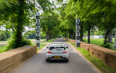 The Genesis G70 Shooting Brakes made its UK debut at the Goodwood Festival of Speed