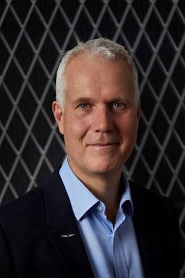 Dominic Chambers, head of marketing and communications, Genesis Motor Europe