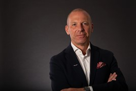 Genesis Motor Europe's first managing director, Dominique Boesch