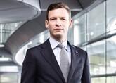 McLaren Automotive commercial executive director, George Biggs