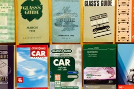 Glass's Guide archive covers