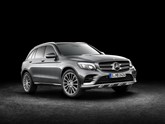 Mercedes-Benz GLC SUV revealed