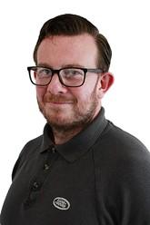 Glenn Makin, Stratstone Land Rover Nottingham