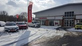 Glyn Hopkin Honda in the snow
