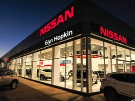 Glyn Hopkin trialled the Indicata used car management system in its Honda and Nissan dealerships