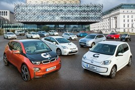 Go Ultra Low line-up of electric cars