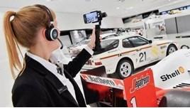 Porsche Museum virtual tour