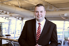 Gordon Down, Head of Business at Bury St Edmunds Audi, part of Marriott Motor Group