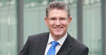 Retiring: BMW UK chief executive Graeme Grieve