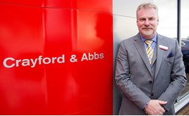 Crayford & Abbs new fleet business specialist Graeme Thomson