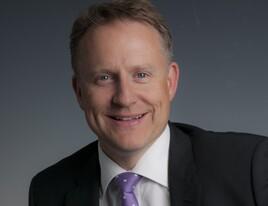 Britishvolt president of global operations, Dr Graham Hoare