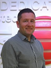 Graham Nicholson, business development director at Paragon Customer Communications