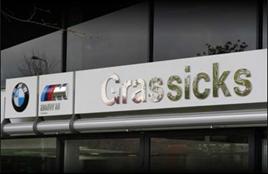 Grassicks logo