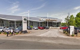 Sytner Group's existing Guy Salmon Land Rover dealership in Wakefield