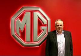 MG Motor UK commercial director, Guy Pigounakis