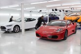 GVE London's new supercar detailing centre