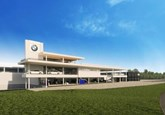 Halliwell Jones' planned BMW and Mini facility in Wilmslow