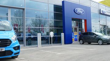 Hartwell Ford Reading