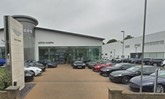 Harwoods Group's existing Aston Martin franchised site in Chichester