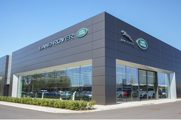 Harwoods Group's Crawley JLR dealership