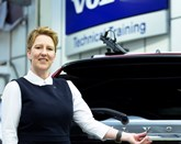Helen Davis, career development and engagement manager, Volvo Car UK