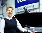 Helen Davis, career development and engagement manager, Volvo Car UK