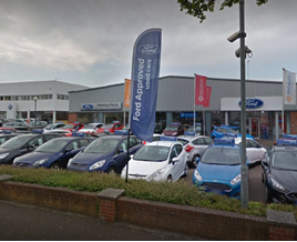 Hendy Ford Chichester