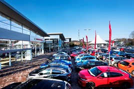 Hendy Group Honda Eastleigh
