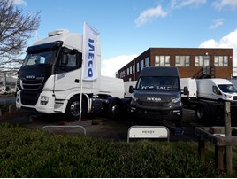 Hendy Group has Iveco Retail and aftersales facilities in Exeter, Southampton and Portsmouth