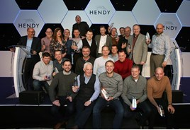 Hendy Group The 200 Club with 26 staff recognised for selling more than 200 cars each
