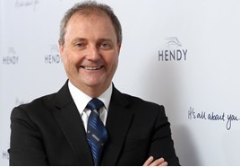 Hendy Group chief executive, Paul Hendy
