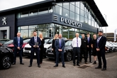 Peugeot UK named Howards Garages' Weston Super Mare dealership as its top UK franchisee